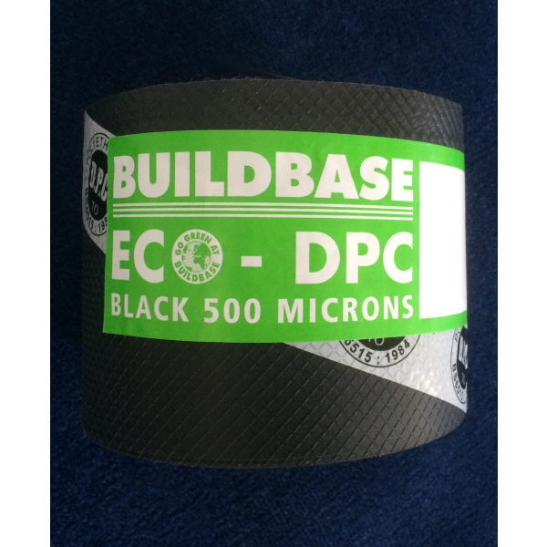 BuildbaseECO DPC 30m Roll 150mm