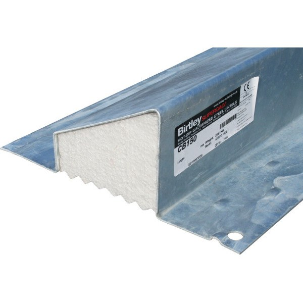 Birtley Steel Lintel CB150 1200mm