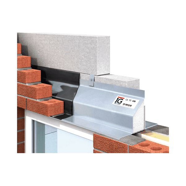 IG L9/HD TJ Heavy Duty Thin Joint Lintel 600mm