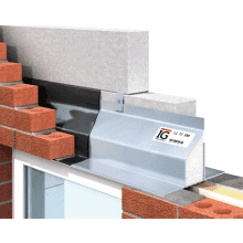 IG L9/TJ Thin Joint Lintel
