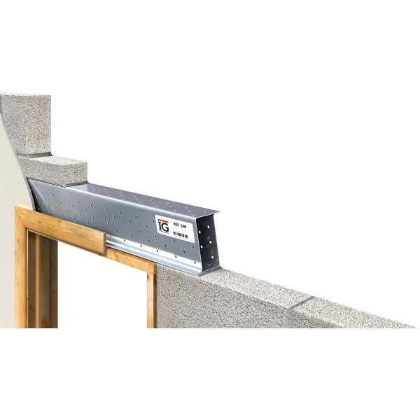 IG Lintel BOX100 2850mm