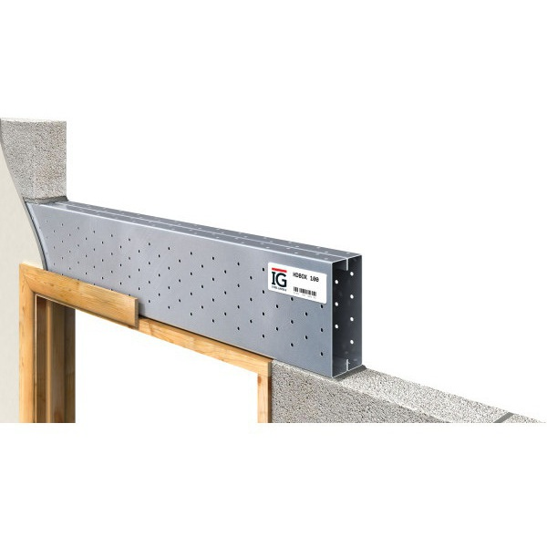 IG Lintel BOX140 4500mm