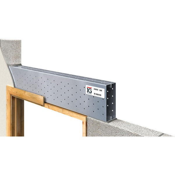 IG Lintel HD Box 100 215mm High 2100mm