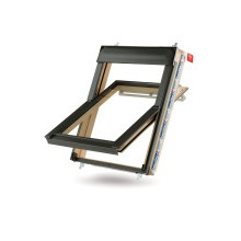 Keylite Centre Pivot Roof Window 780 x 980mm CP04T