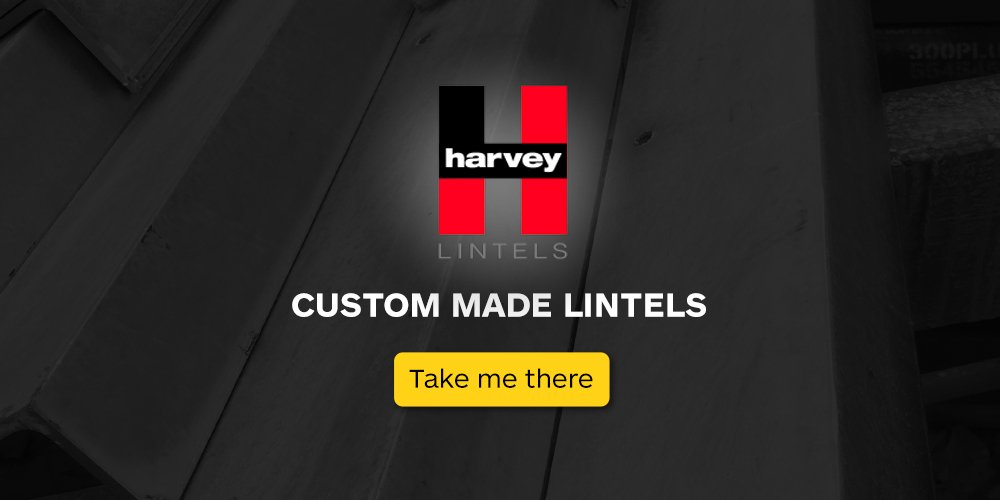 Custom Made Lintels